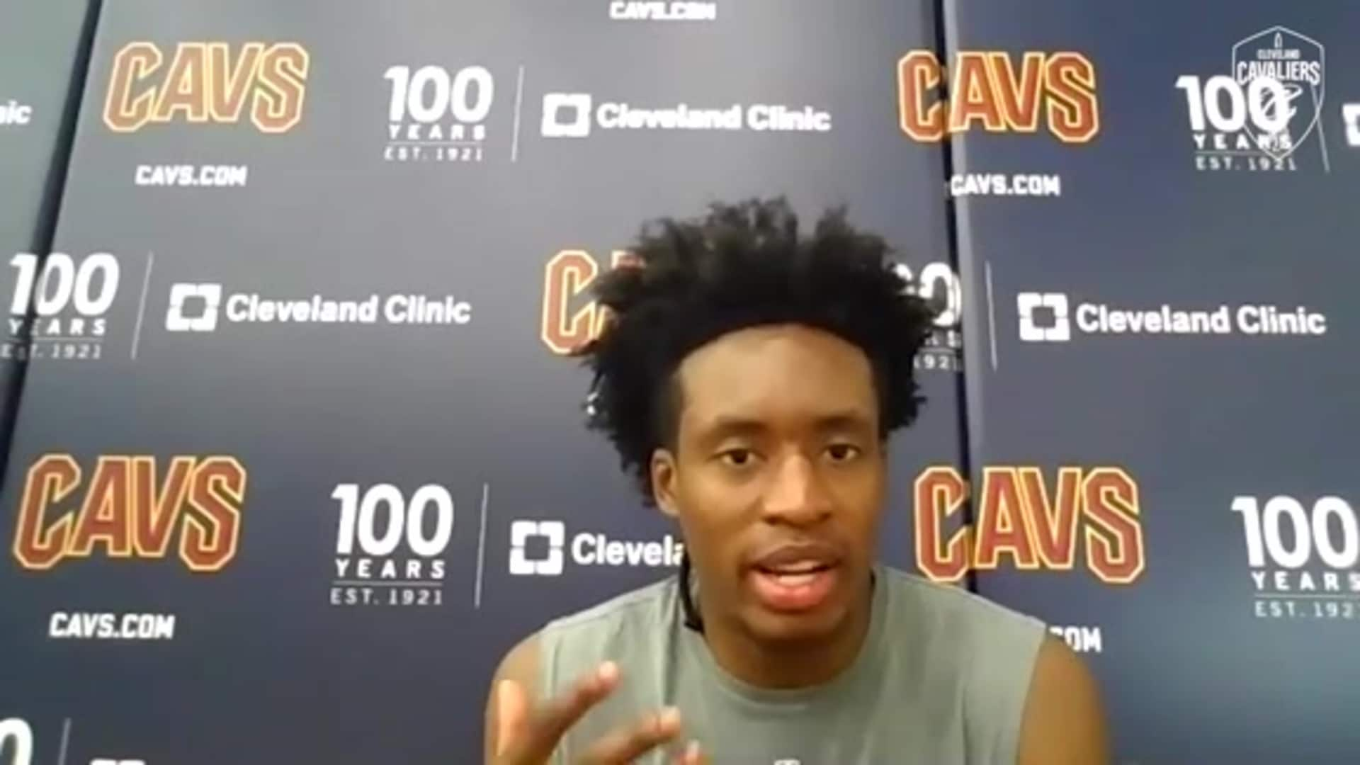 Training Camp Day 2: Collin Sexton