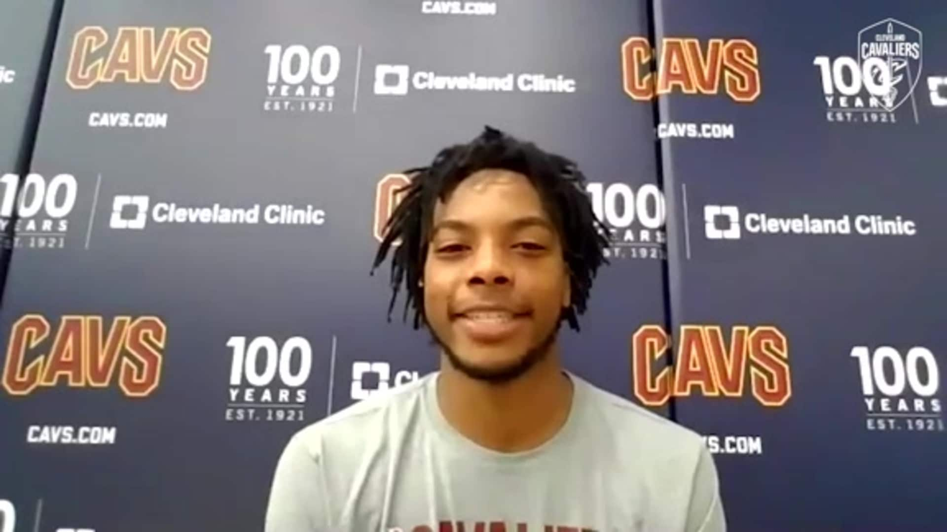 Training Camp Day 3: Darius Garland