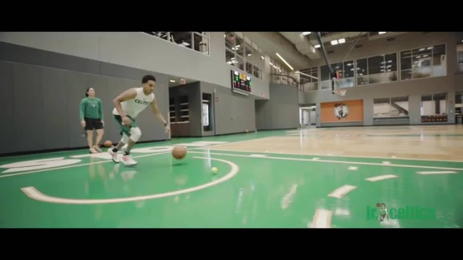 Jr. Celtics Player Tip - Ball Handling with Tremont Waters
