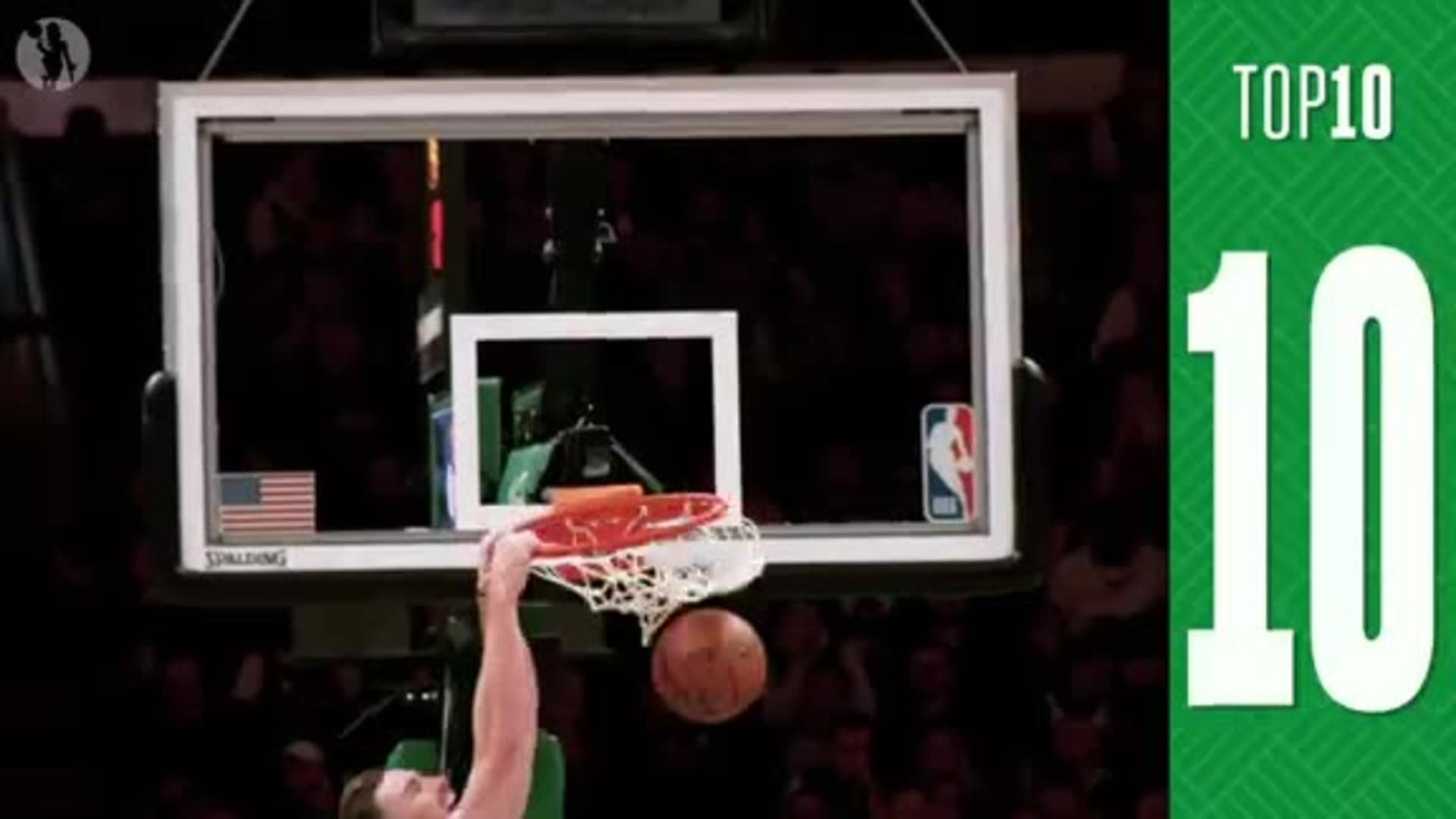 Top 10 Dunks: Part 1