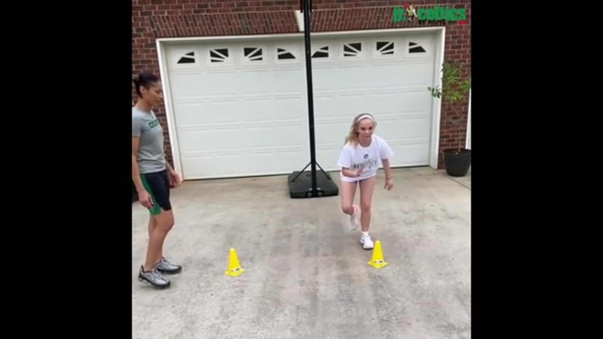 Jr. Celtics at Home - Skater Hop