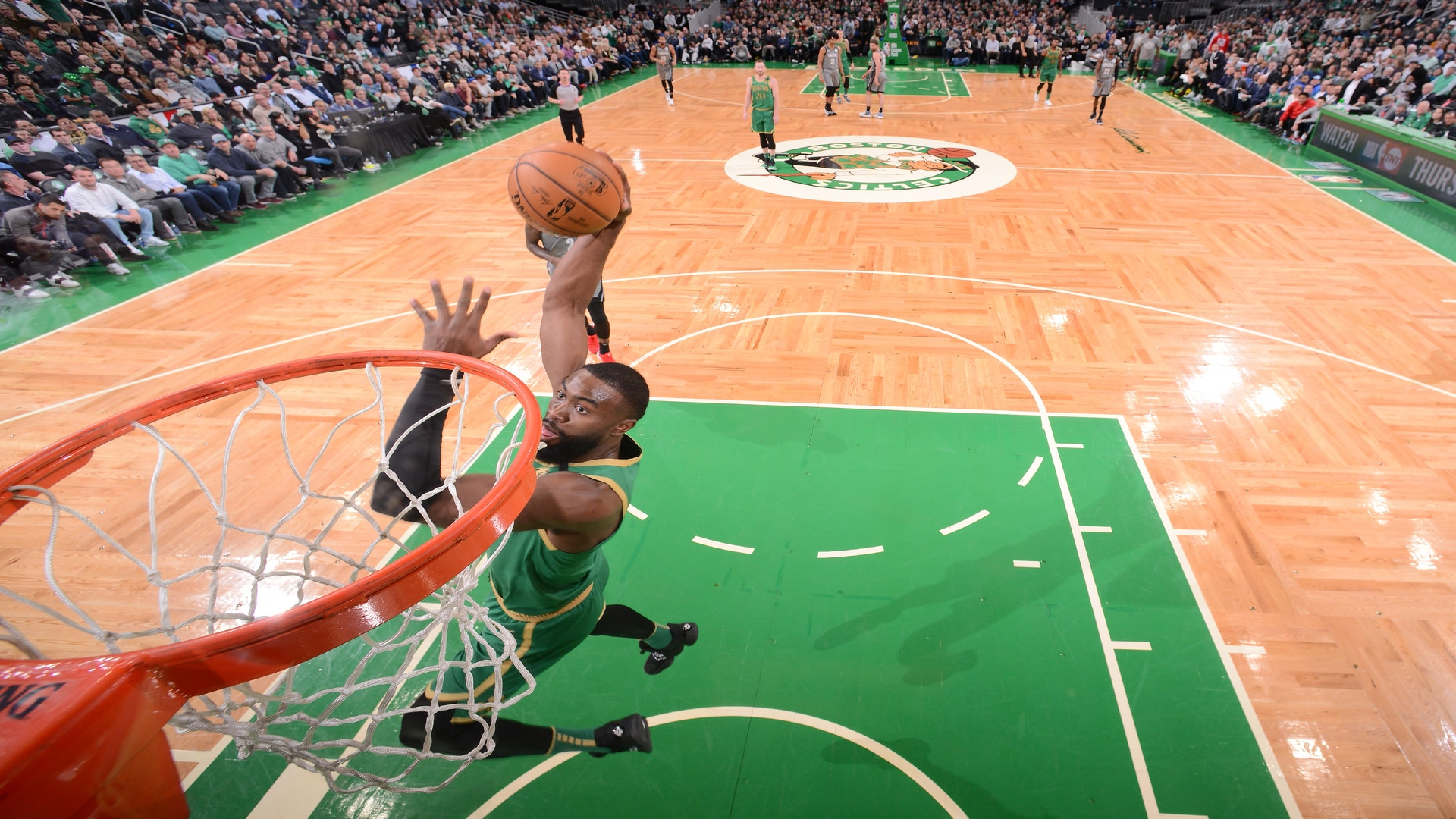 Jaylen Brown 2019-20 Highlights