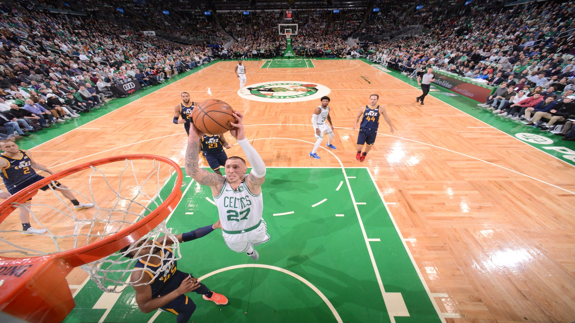Daniel Theis 2019-20 Highlights
