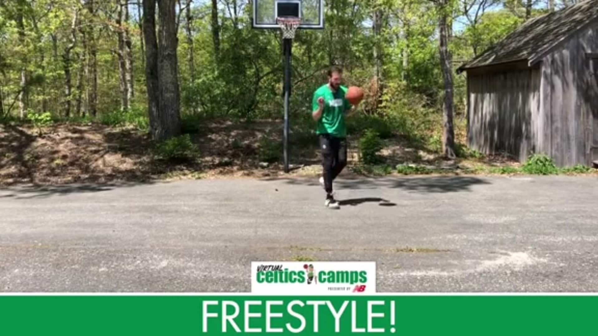 Virtual Celtics Camps - Coach Sam Box Drills