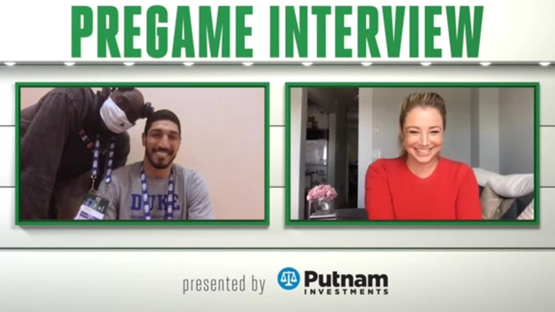 9/7 Putnam Pregame Interview: 'Stay Together'