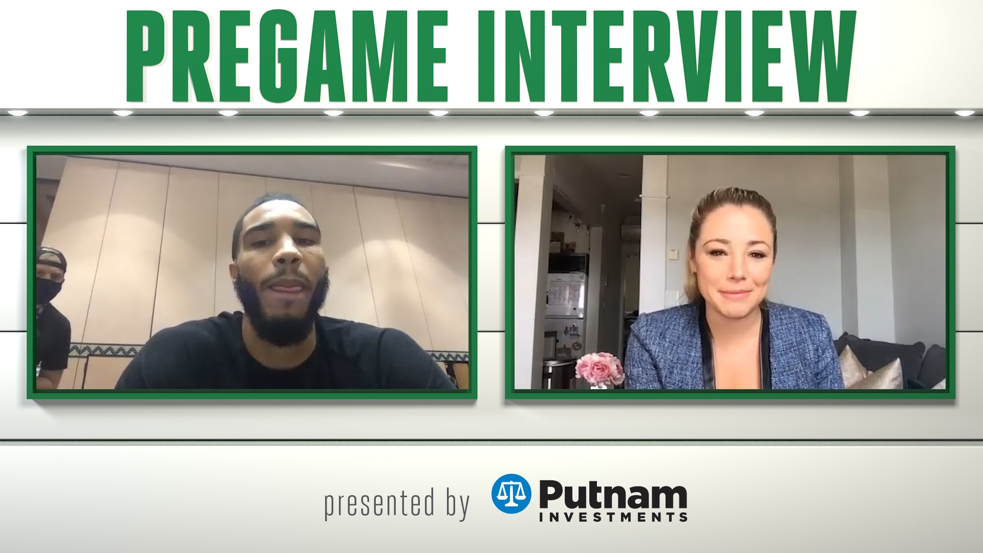 9/17 Putnam Pregame Interview: 'Stay Engaged'