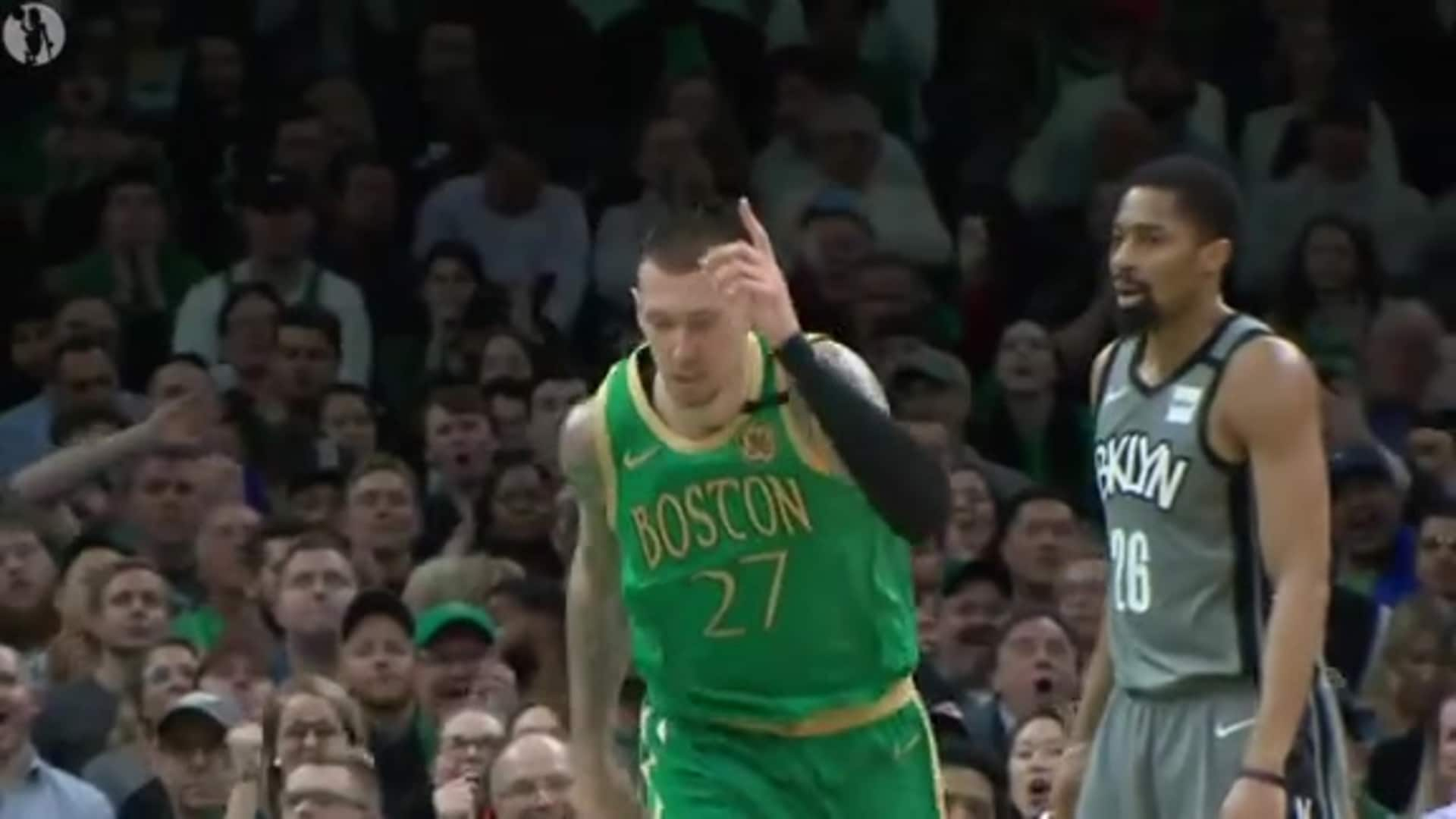Daniel Theis 2019-20 Refresh Reel
