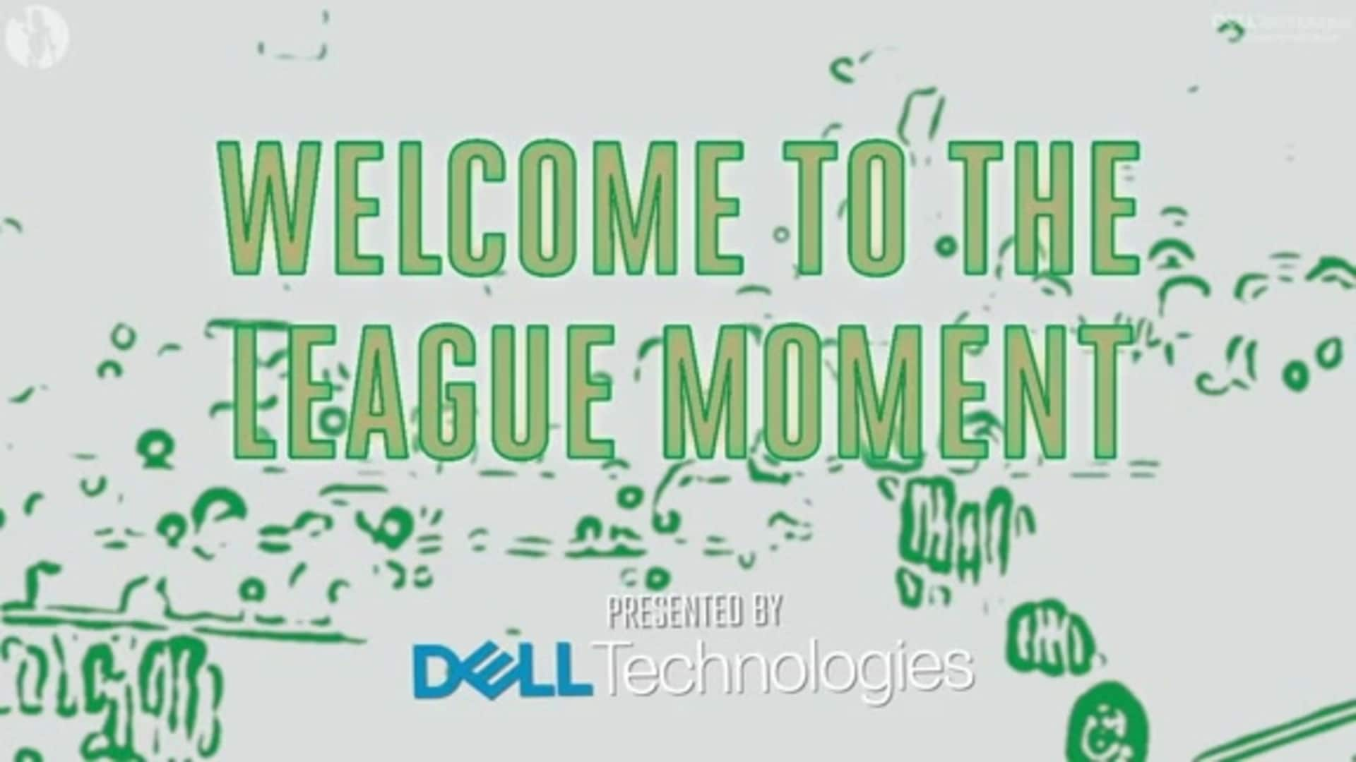 10/26 Dell Welcome to The League: Wanamaker and Dirk