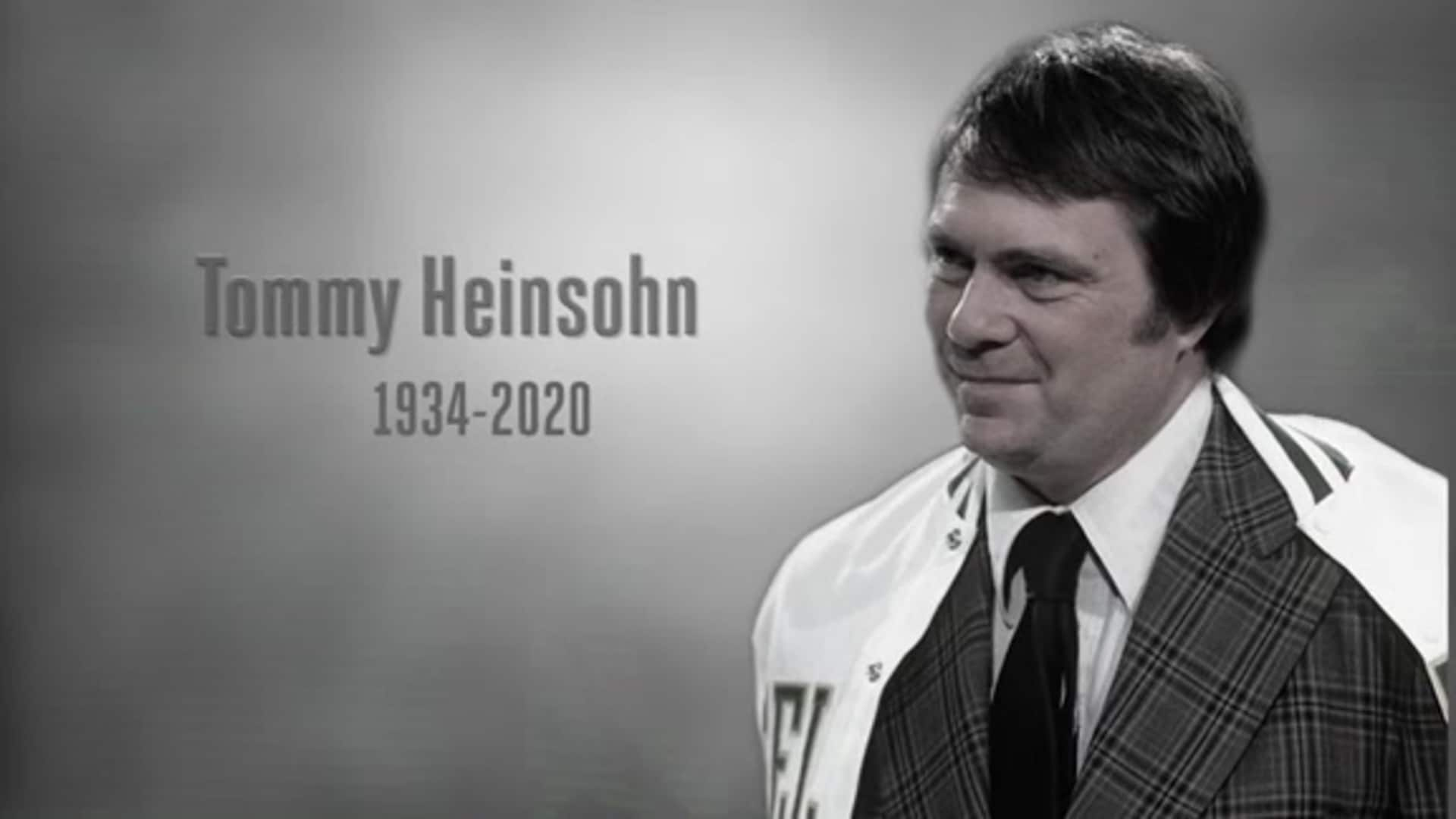 Tommy Heinsohn: A Tribute