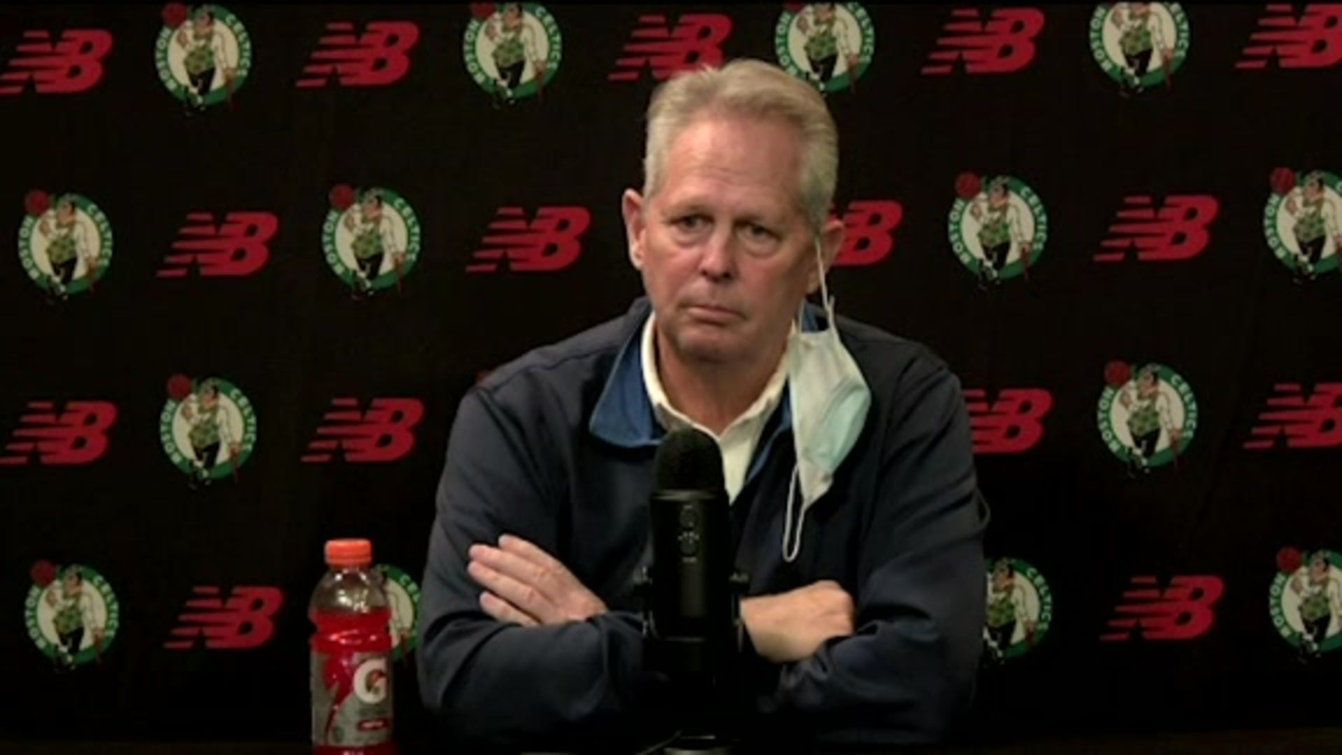 11/18 Ainge Draft Availability