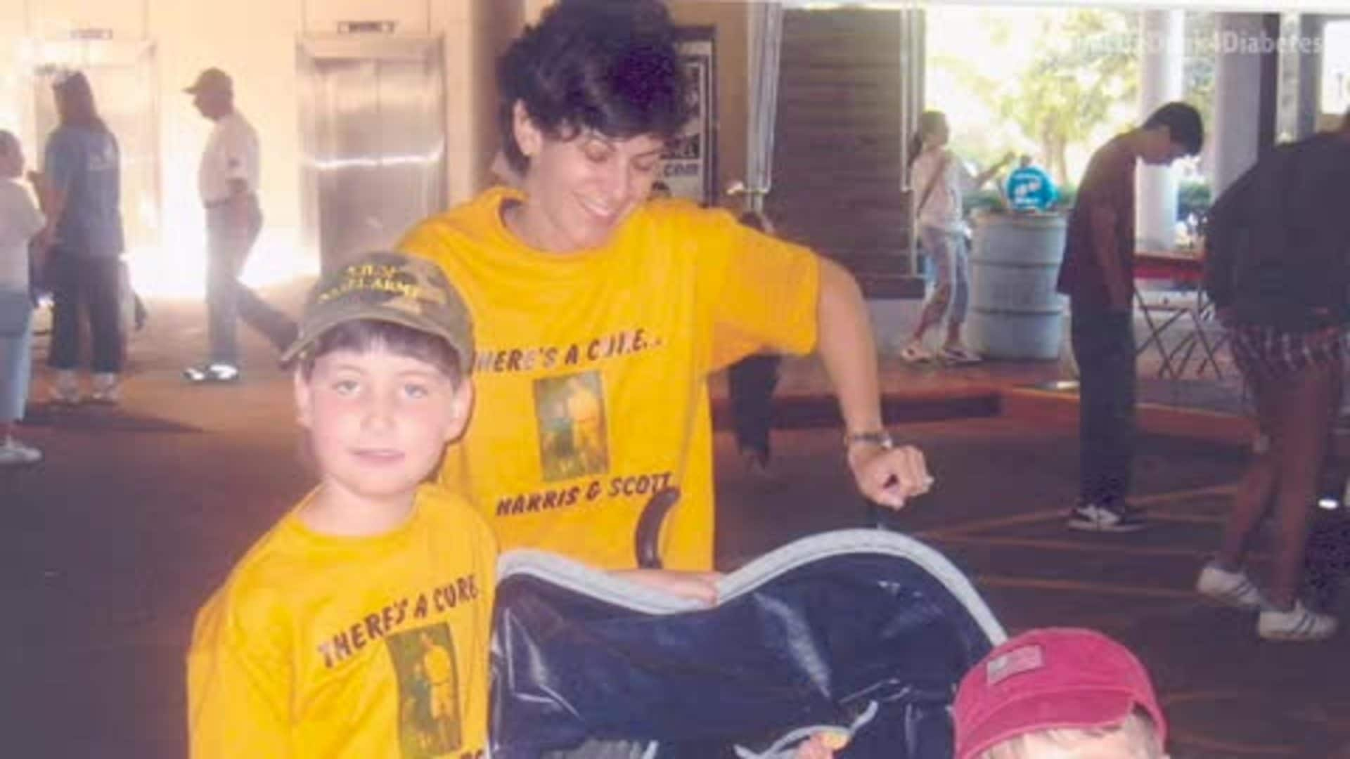 Meet Lisa and Harris Wallack | #SunLifeDunk4Diabetes