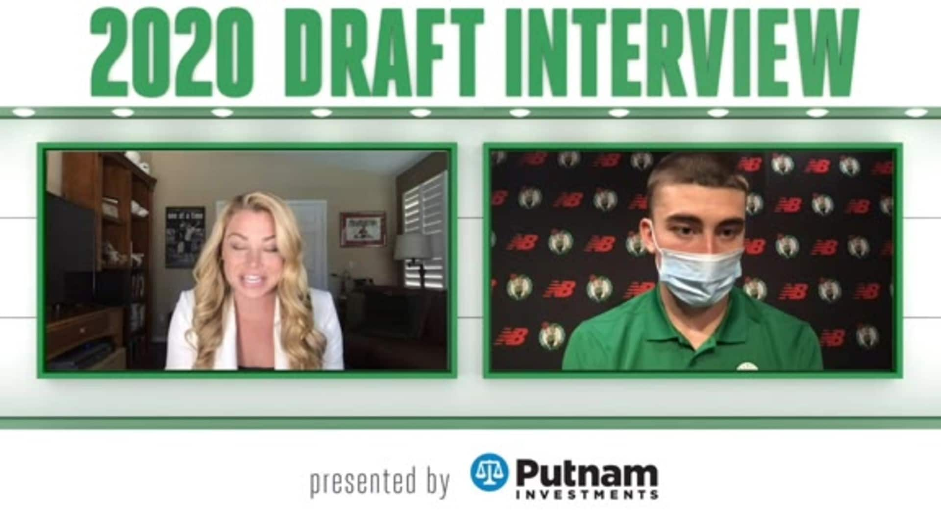 Putnam 1-on-1 with Payton Pritchard