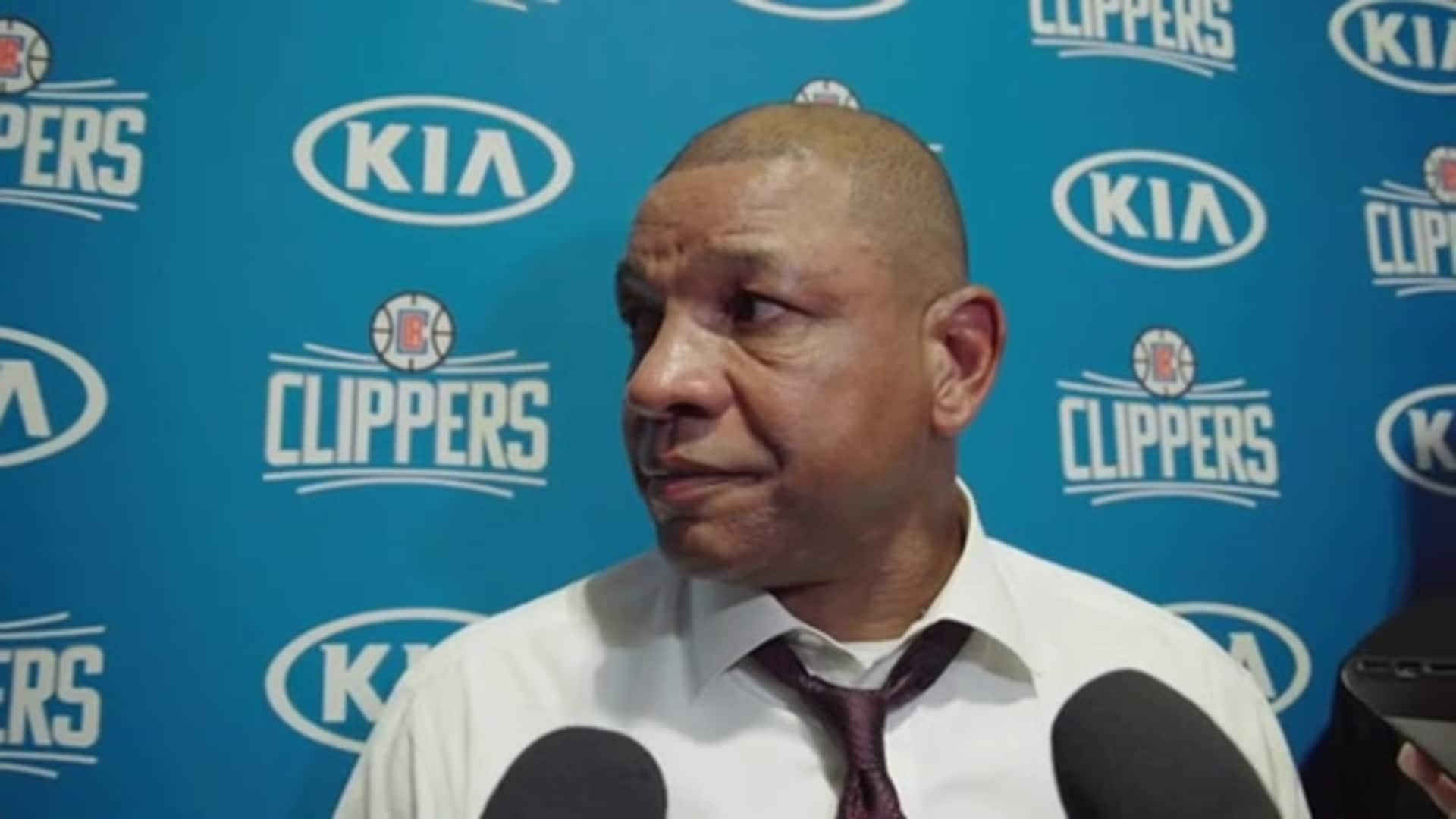 Post-Game Sound | Doc Rivers (10.30.19)