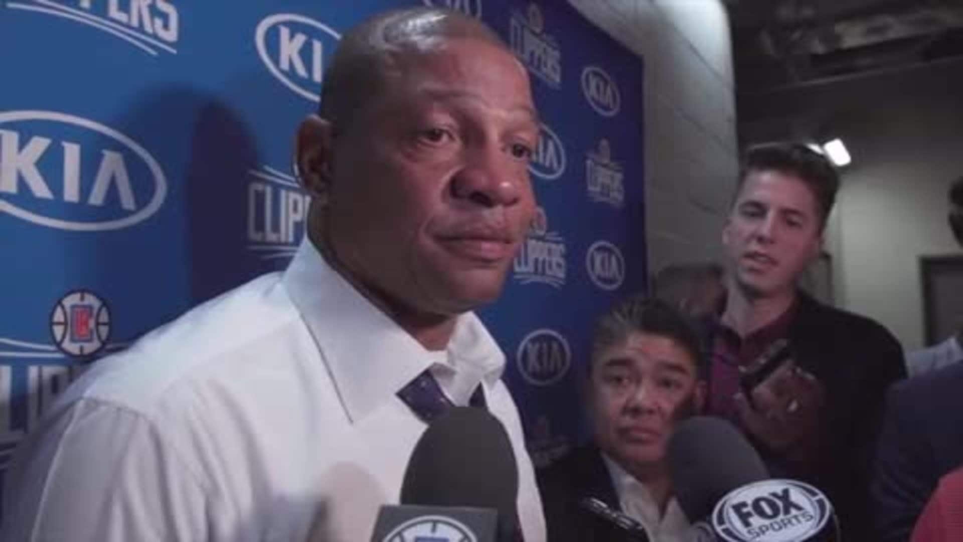 Post-Game Sound | Doc Rivers (11.13.19)