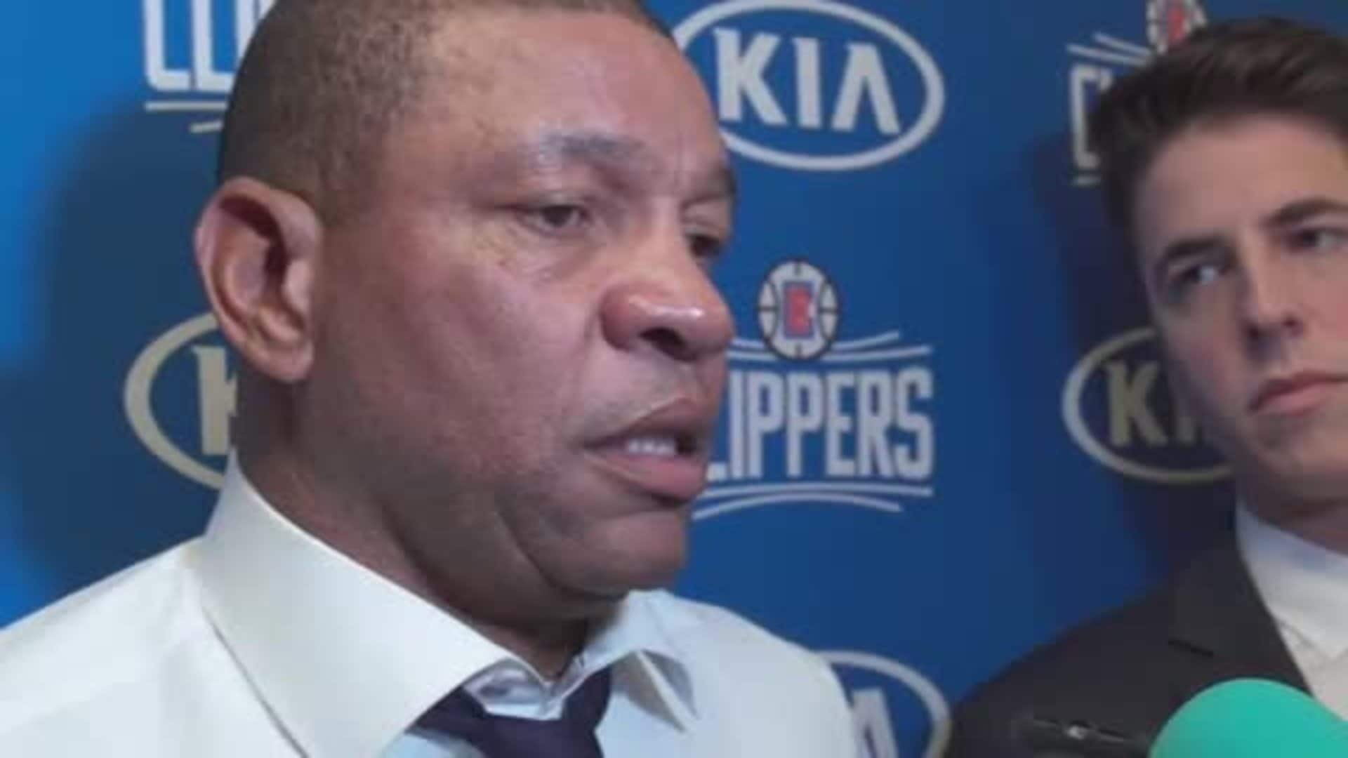 Post-Game Sound | Doc Rivers (11.14.19)