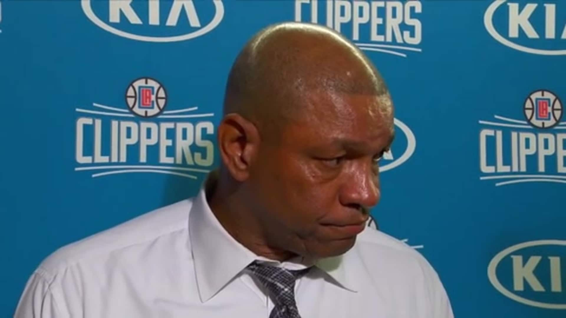 Post-Game Sound | Doc Rivers (11.26.19)