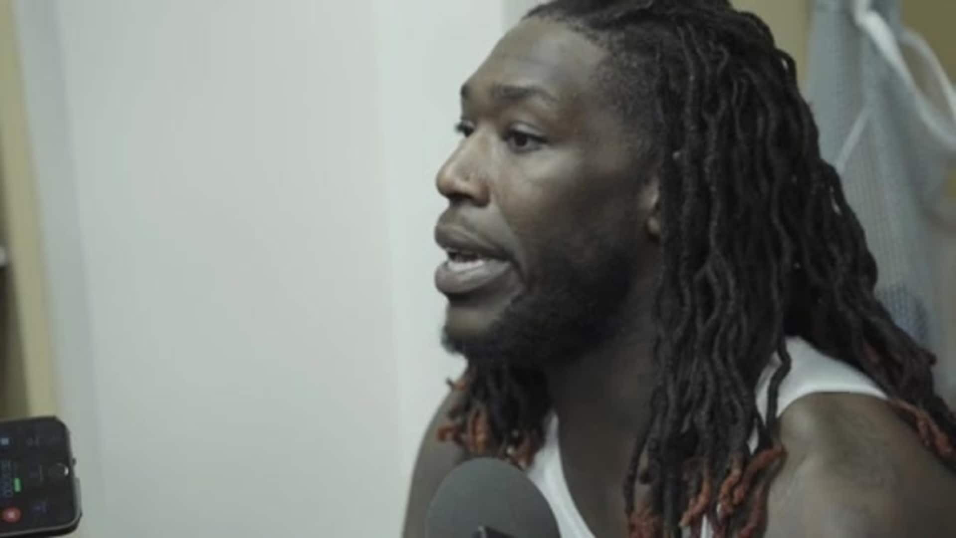 Post-Game Sound | Montrezl Harrell (11.27.19)