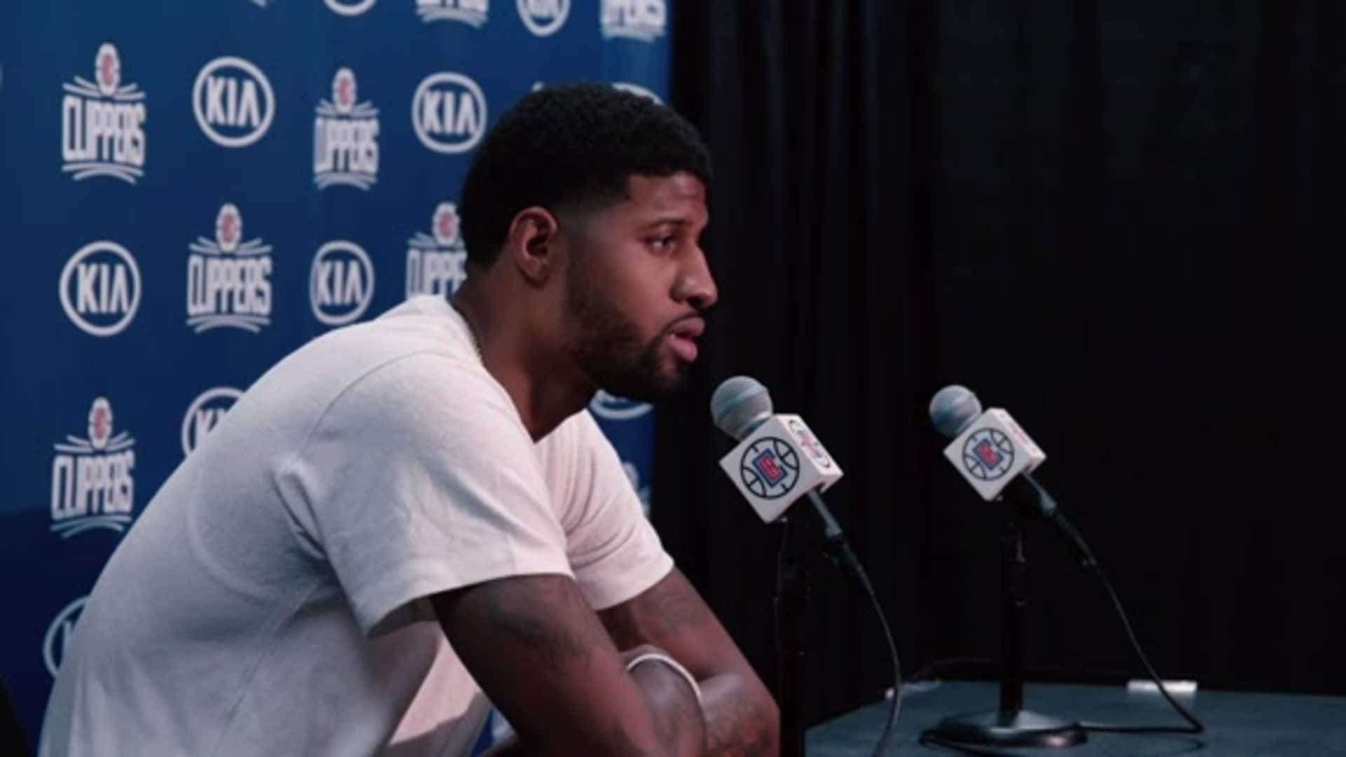Post-Game Sound | Paul George (12.03.19)