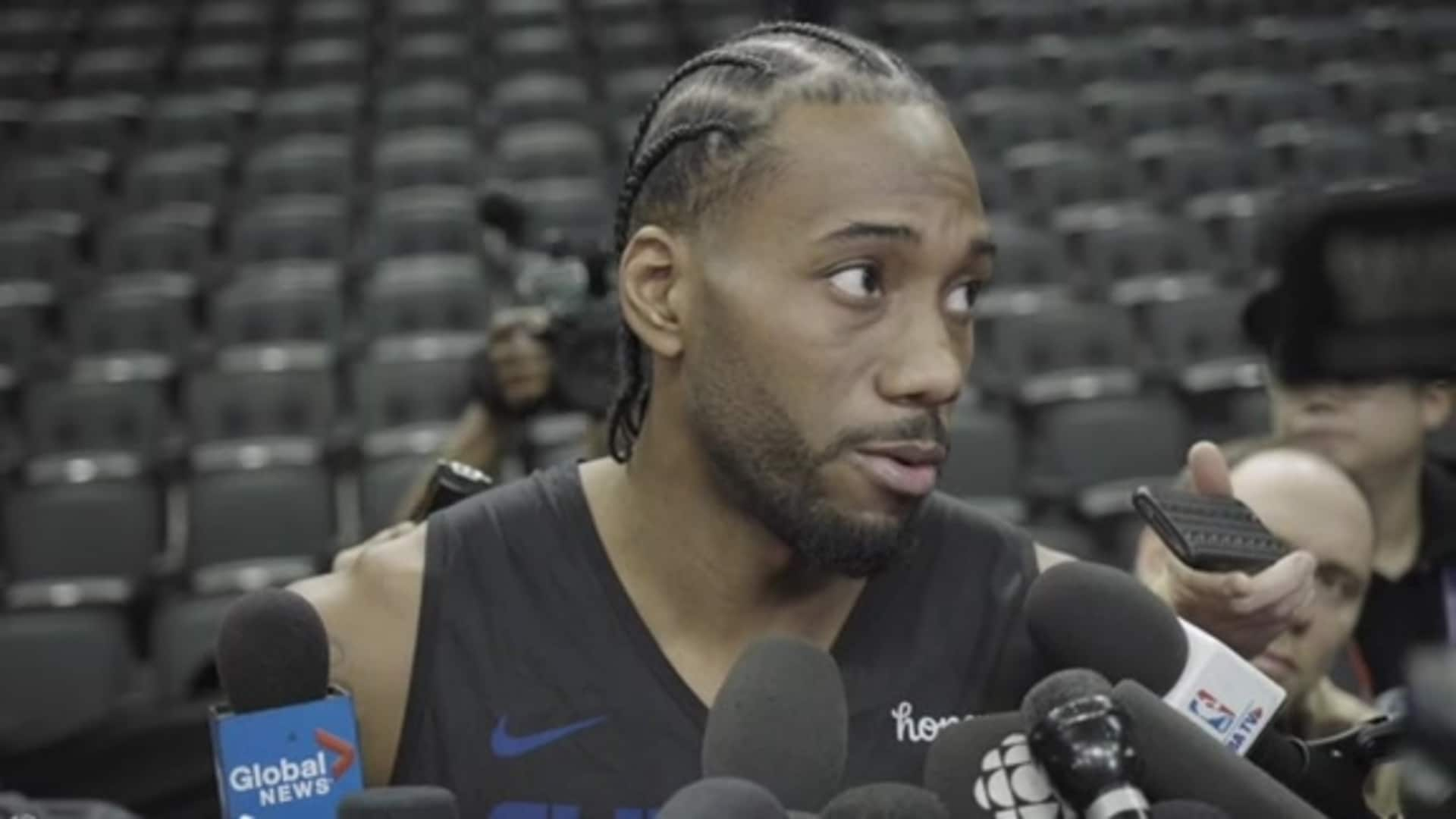 Media Availability | Kawhi Leonard (12.11.19)