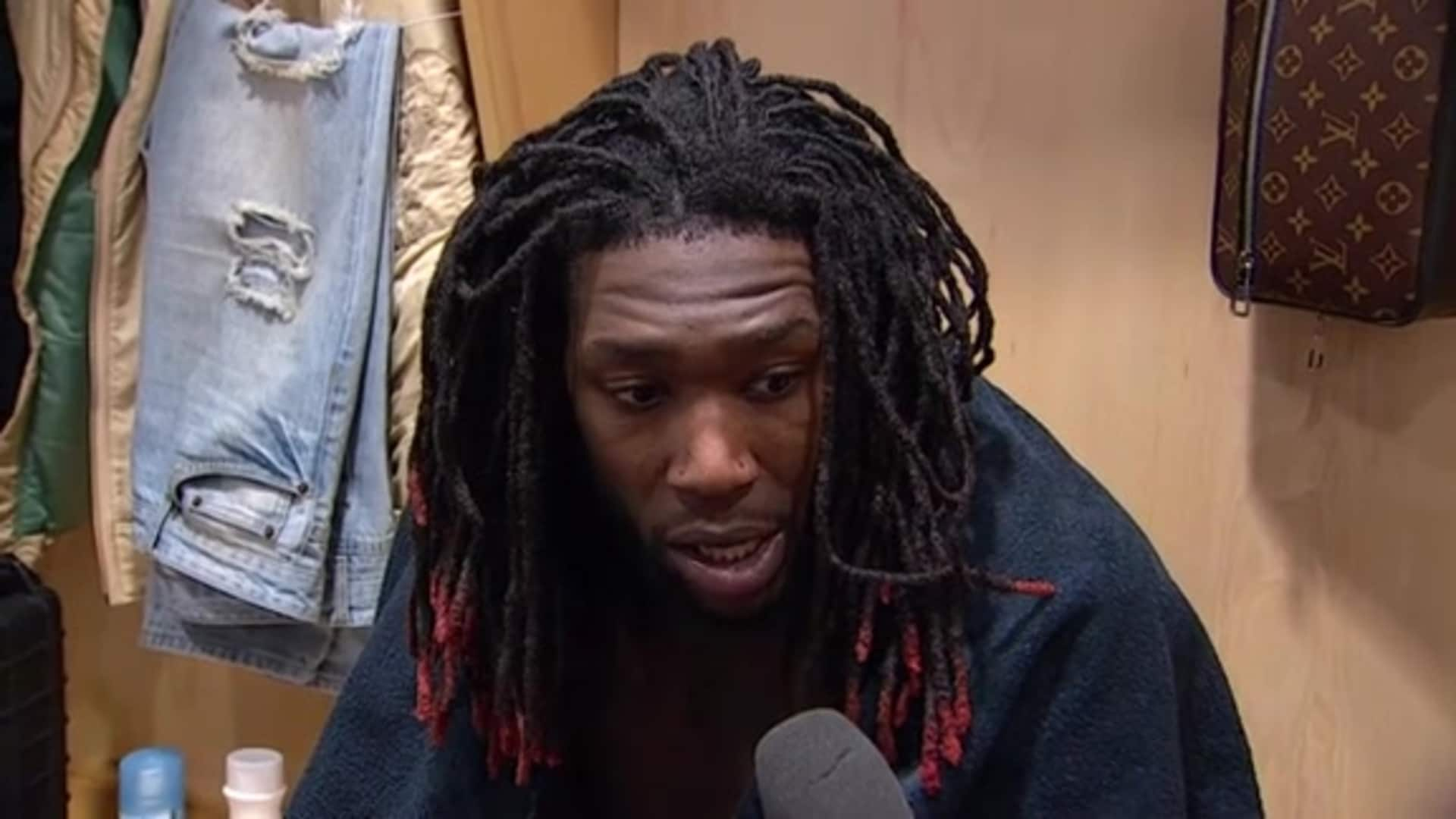 Post-Game Sound | Montrezl Harrell (12.11.19)