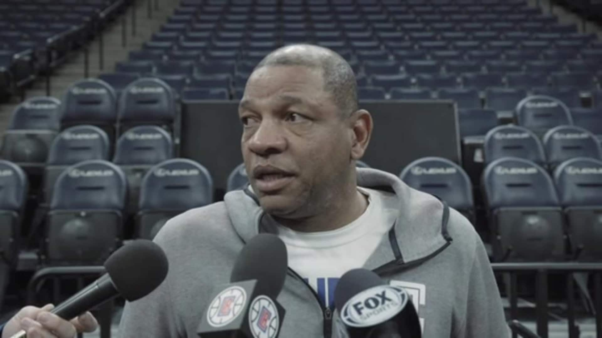 Media Availability | Doc Rivers (12.13.19)