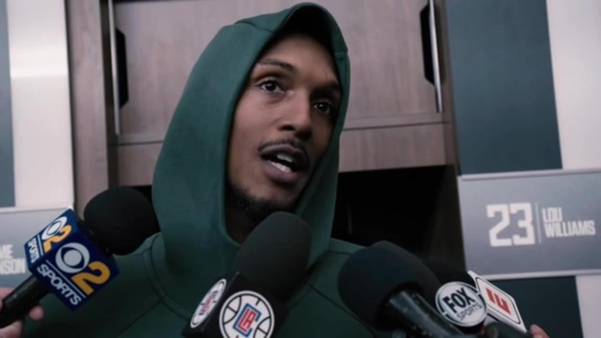 Post-Game Sound | Lou Williams (01.05.20)