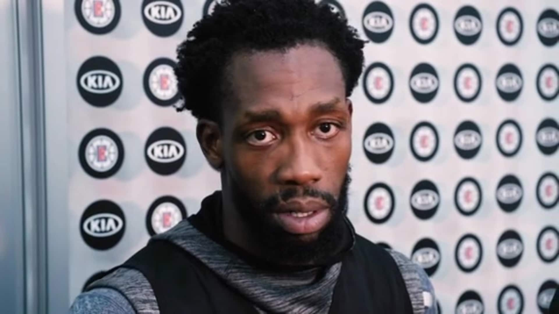 Media Availability | Patrick Beverley (01.16.20)