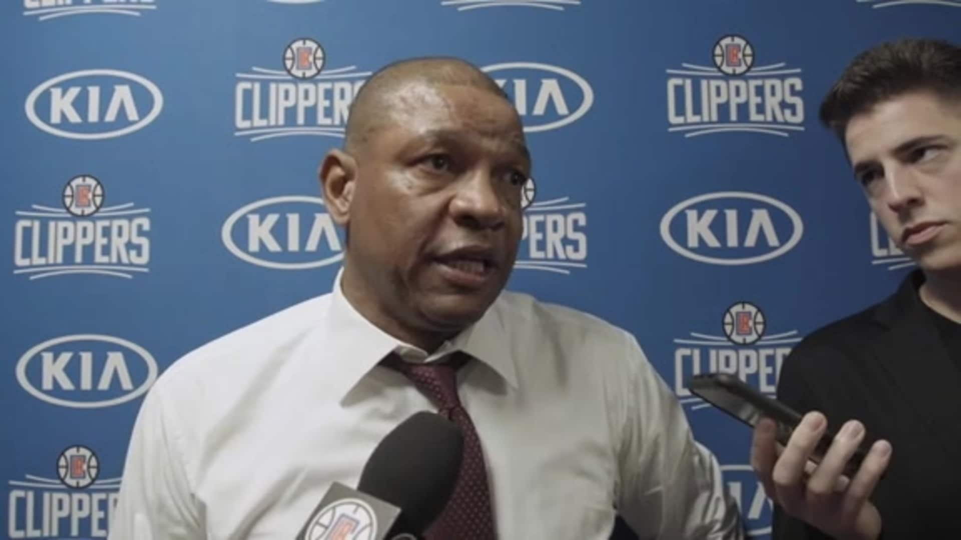 Post-Game Sound | Doc Rivers (01.18.20)