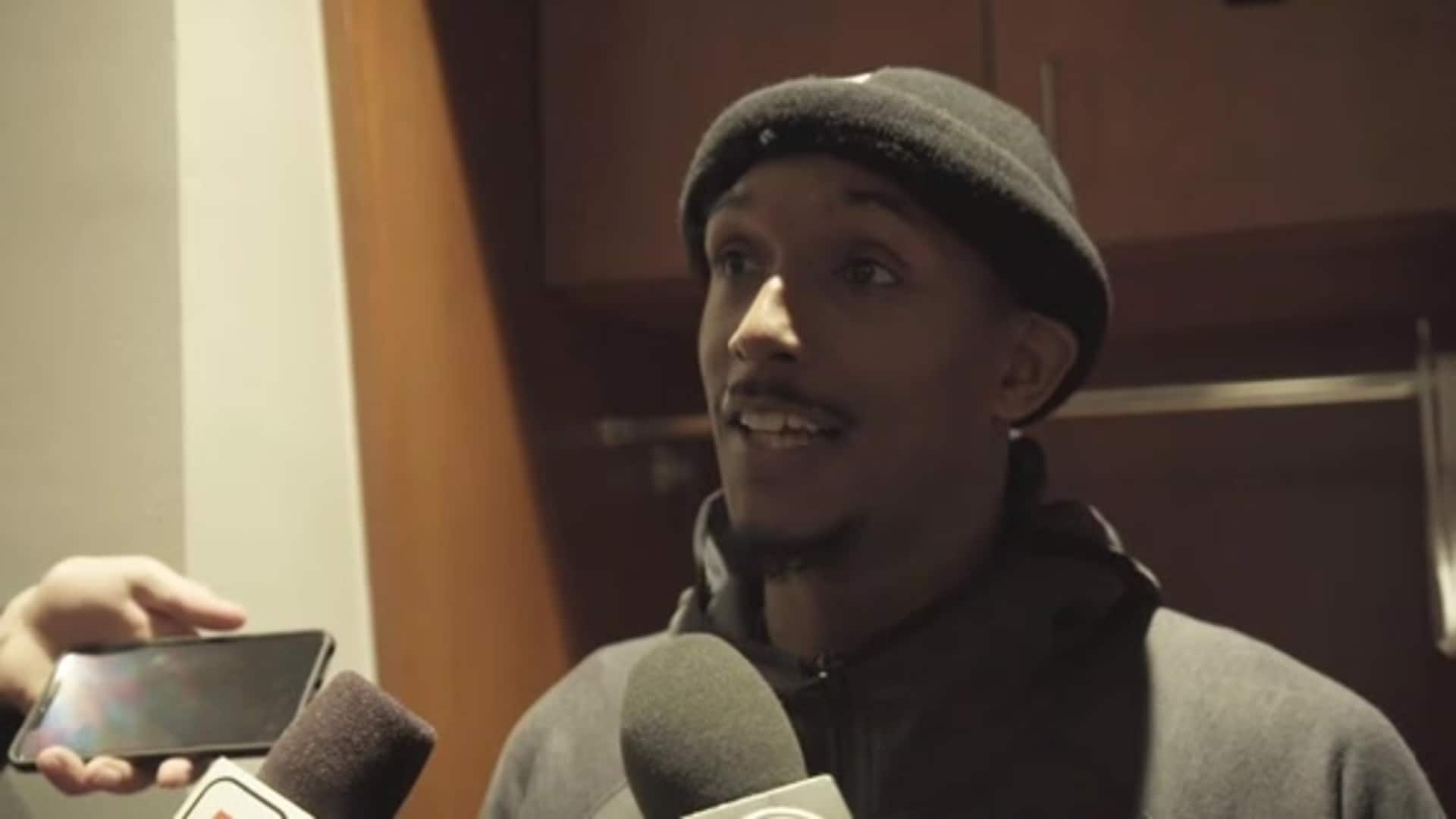 Post-Game Sound | Lou Williams (01.18.20)
