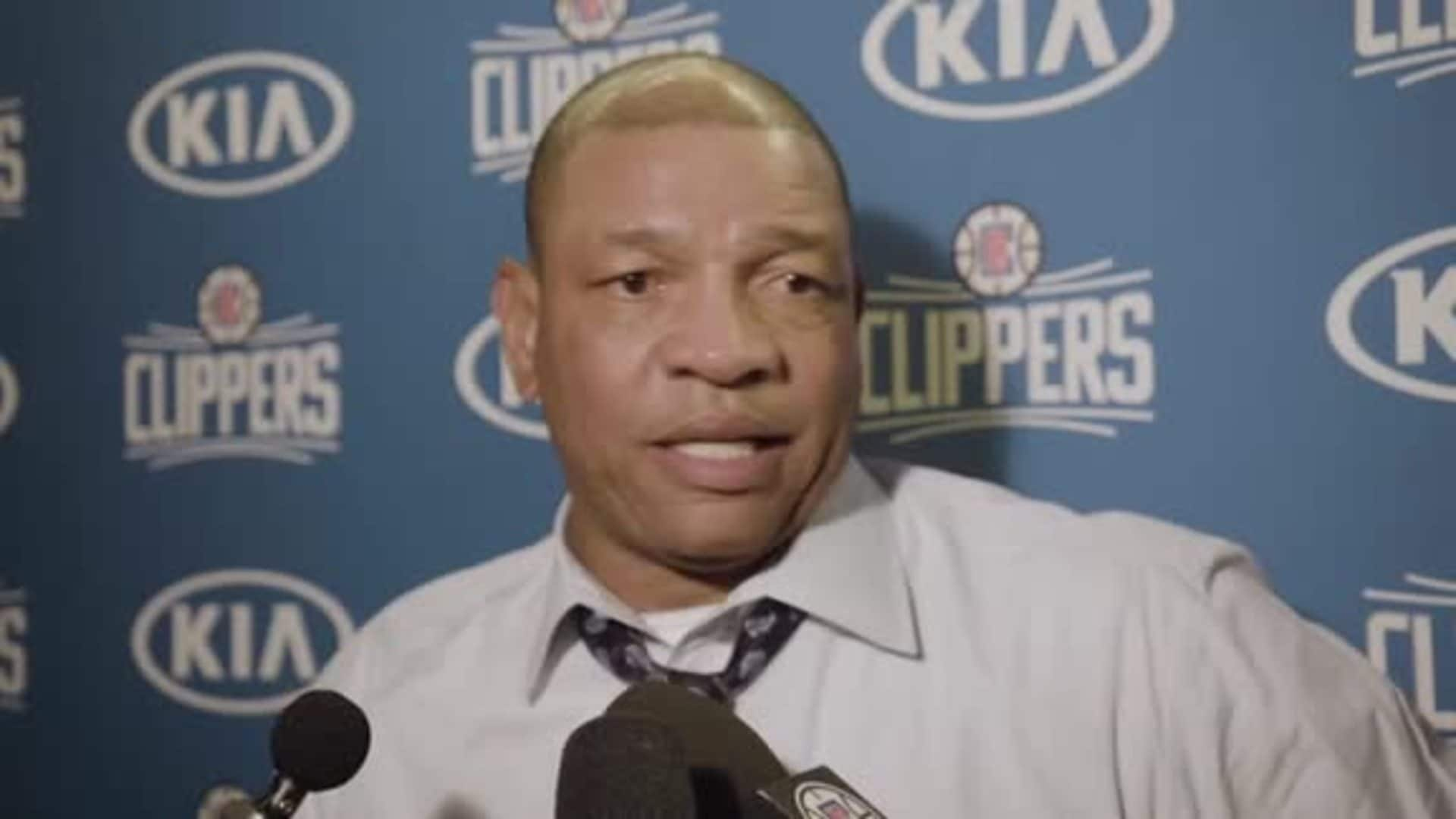 Post-Game Sound | Doc Rivers (01.21.20)