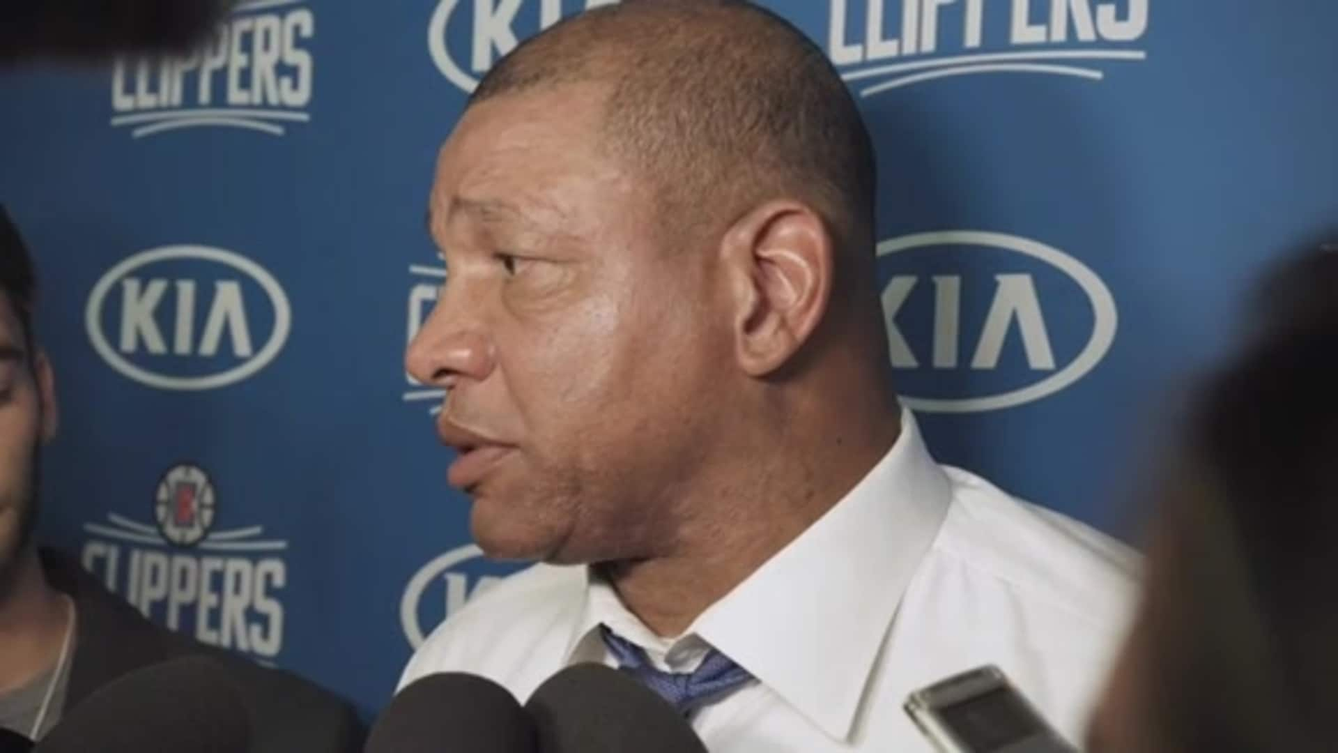 Post-Game Sound | Doc Rivers (01.24.20)