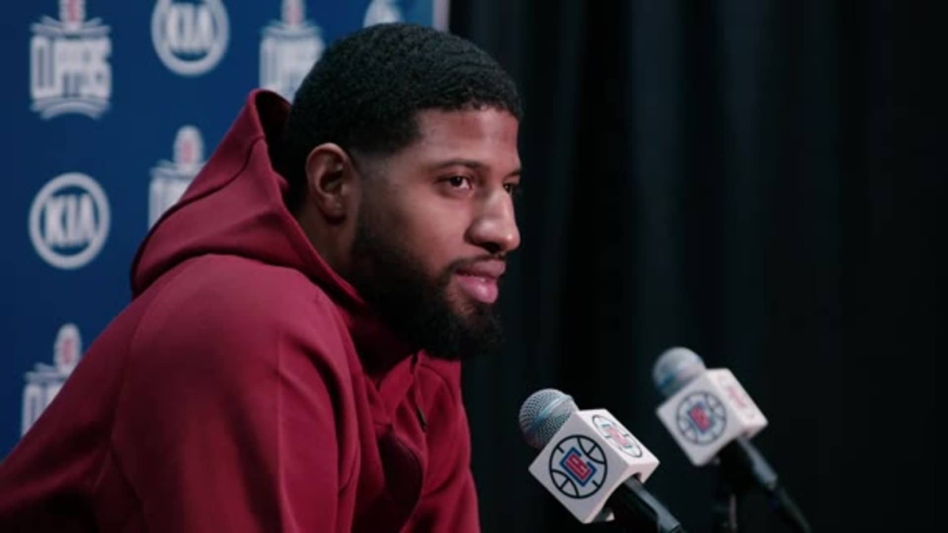 Post-Game Sound | Paul George (02.03.20)