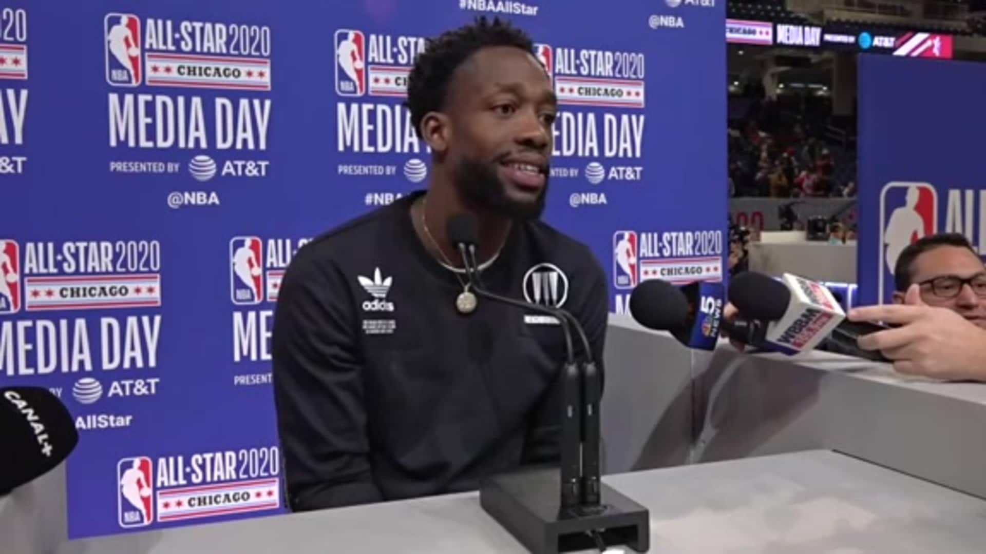 All-Star Media Availability | Patrick Beverley (02.15.20)