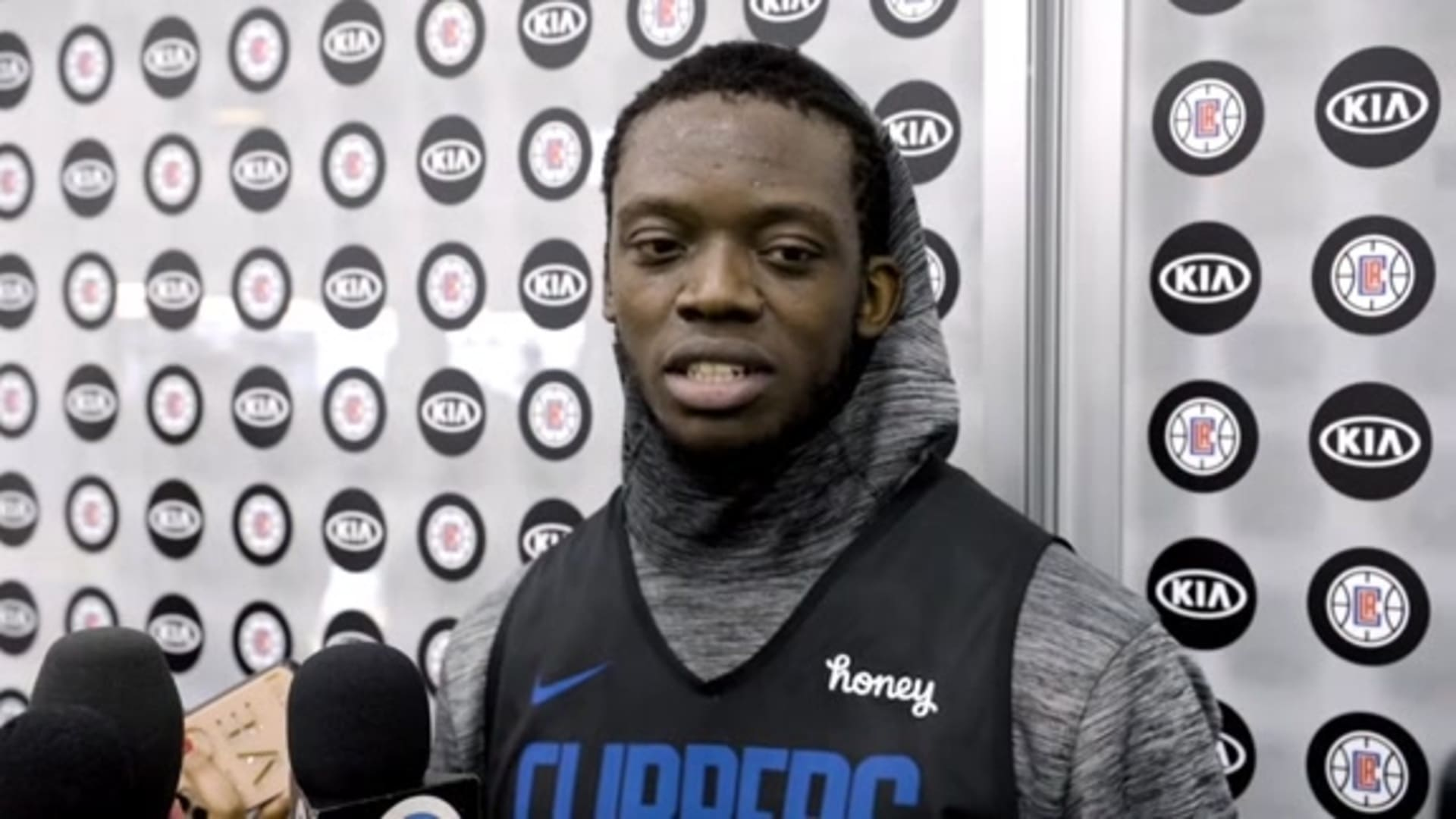 Media Availability | Reggie Jackson (02.21.20)