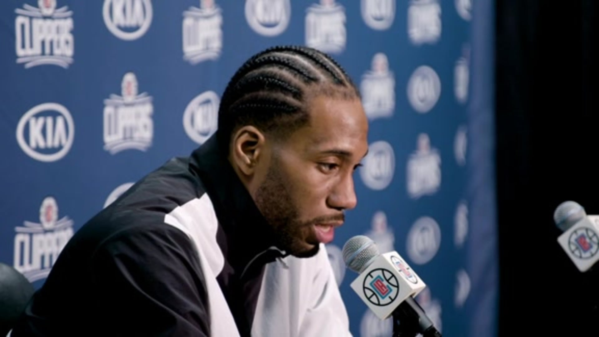 Post-Game Sound | Kawhi Leonard (02.24.20)