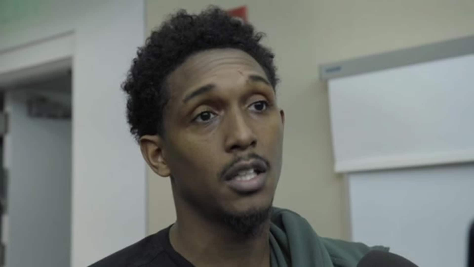 Post-Game Sound | Lou Williams (03.01.20)