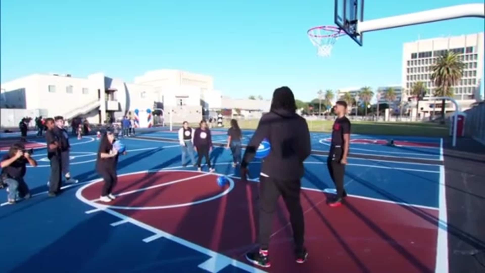 Community Courts Opening   Crozier (12.21.18)