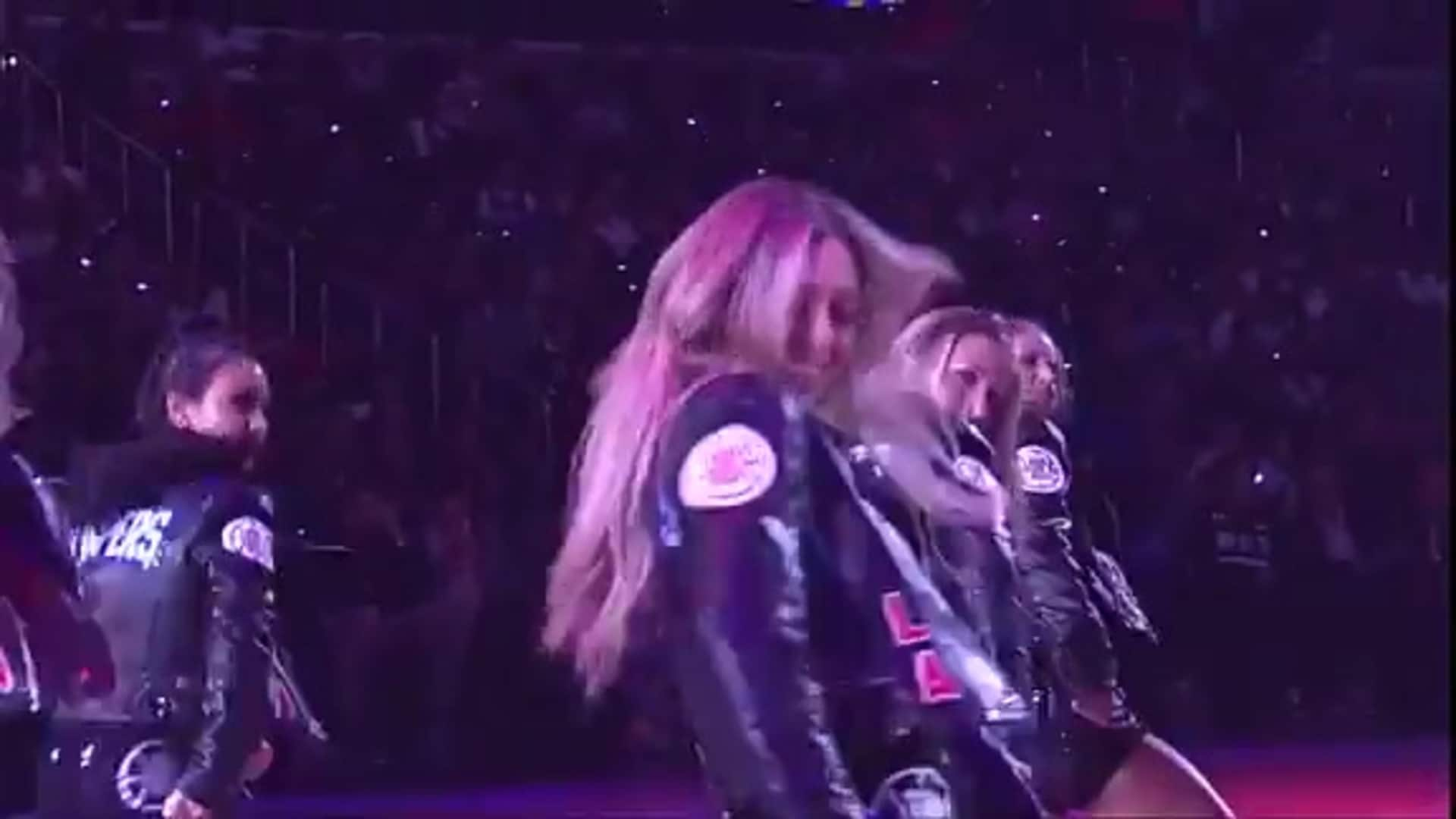 Like A Boy | Clippers Spirit Performance (01.10.20)