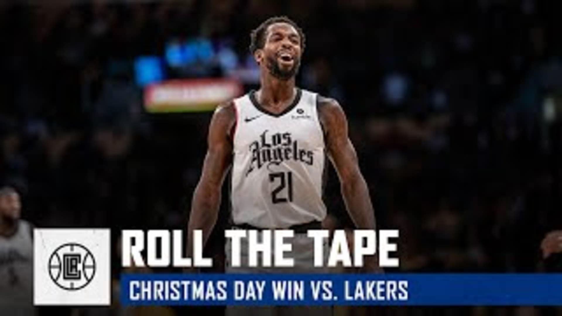 Inside the Clippers' Christmas Day Comeback vs. the Lakers | Roll the Tape