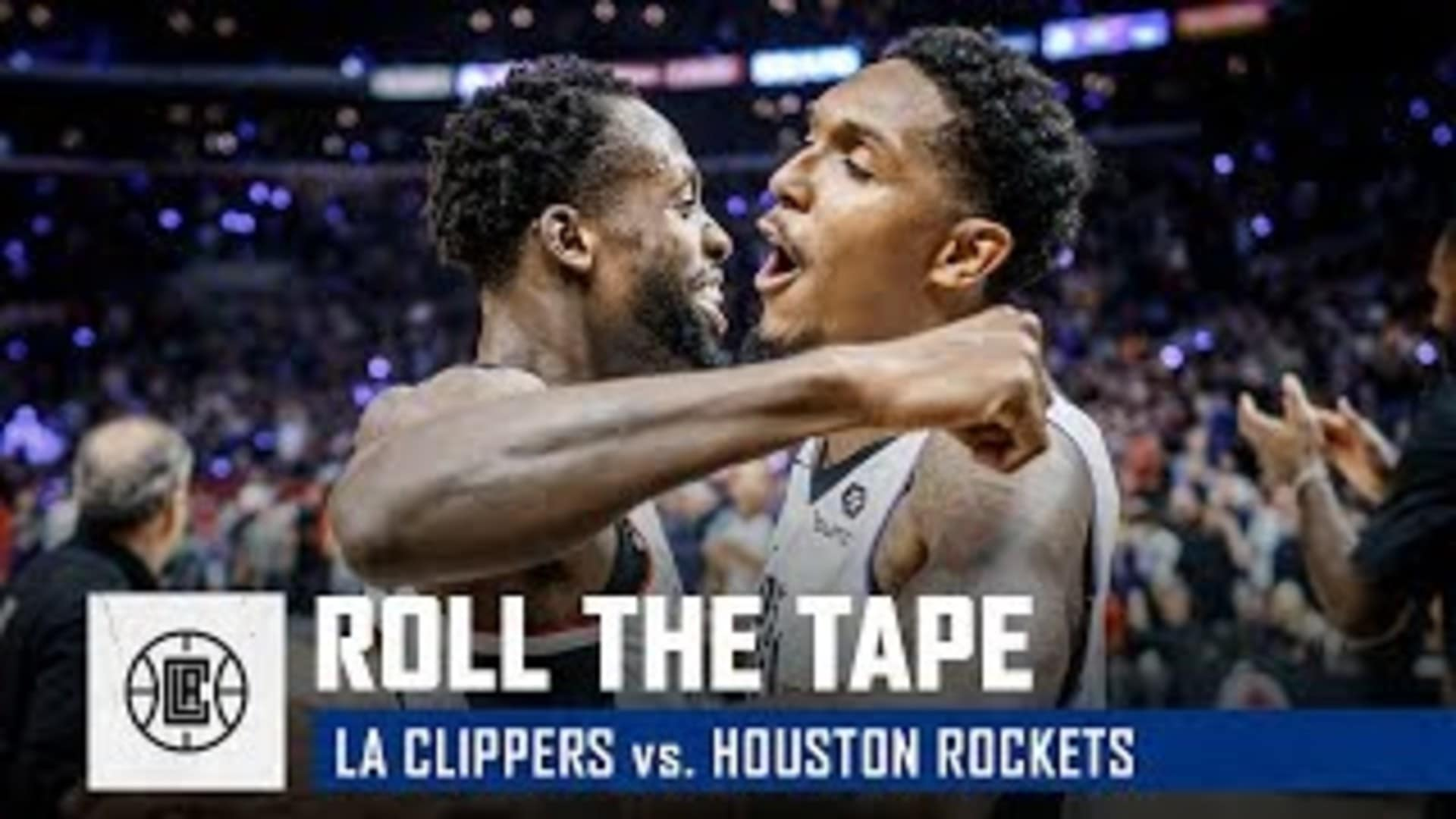 Clippers Grind Out Thrilling Win vs. Rockets | Roll the Tape