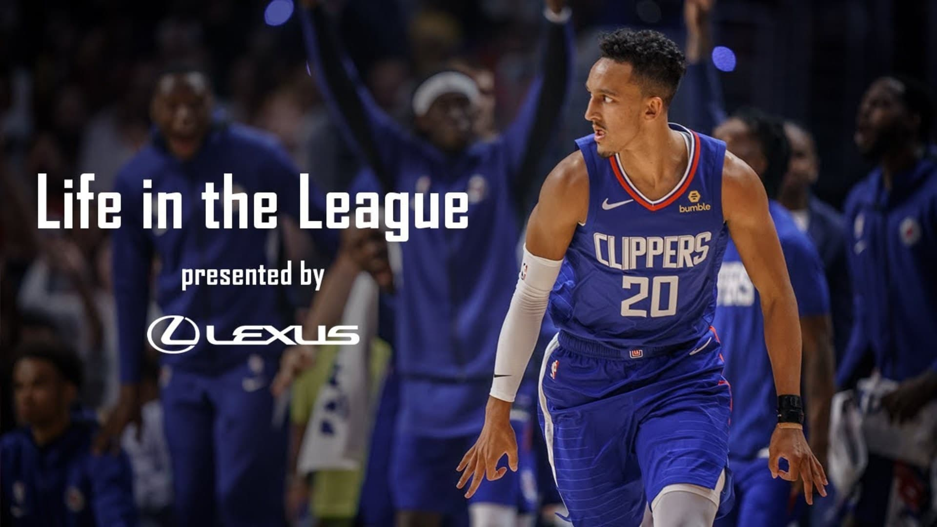 Cooking Barbecue Chicken with Landry Shamet | Life in the League