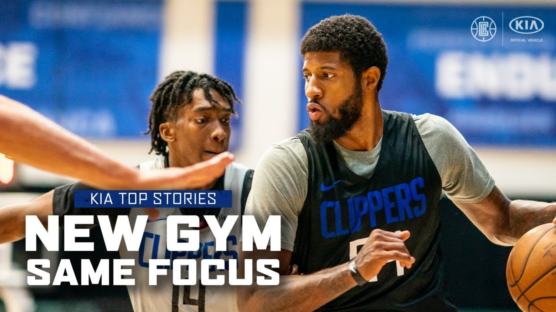 New Gym, Same Focus: The Clippers' First Week in Orlando