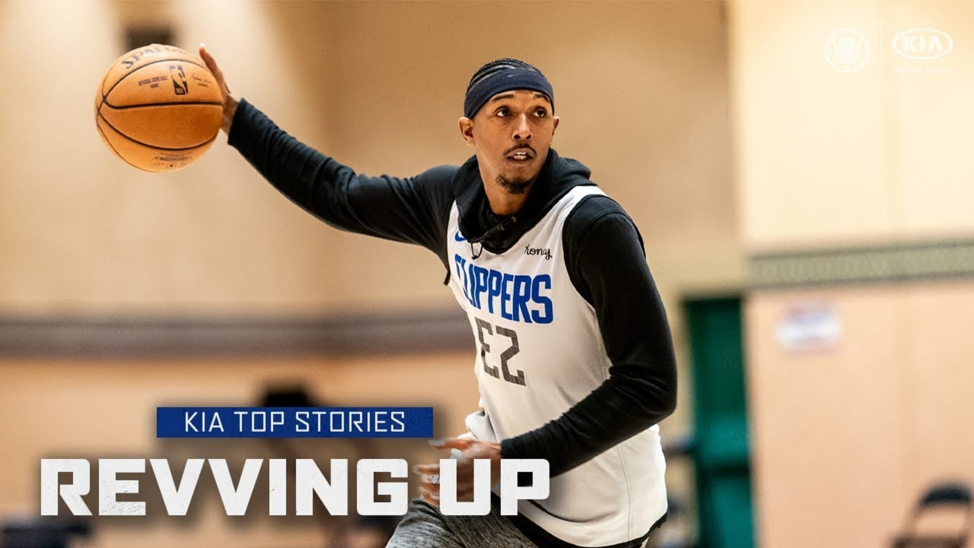 Revving Up: Clippers Prep for Scrimmages in Orlando | Kia Top Stories