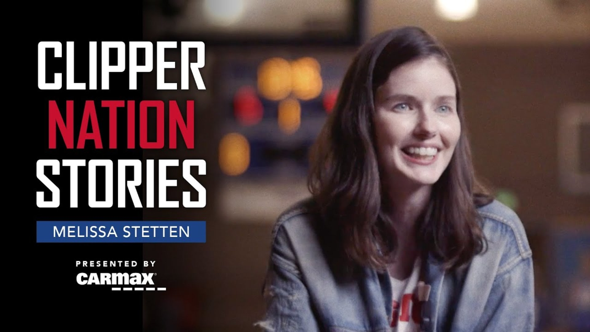 Melissa Stetten Models Her Game After Patrick Beverley | Clipper Nation Stories