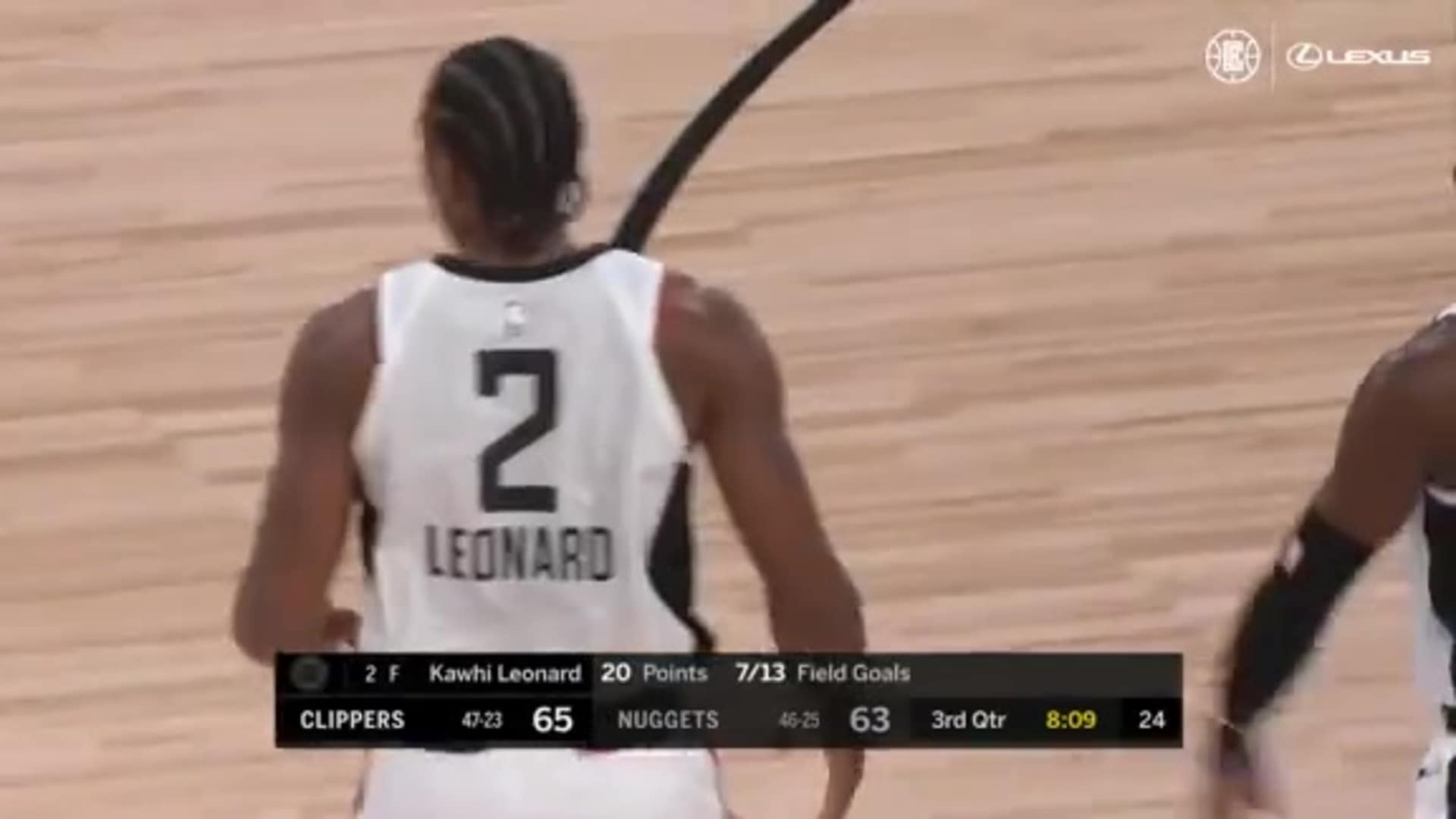 Kawhi Leonard (26 points) Highlights vs. Denver Nuggets