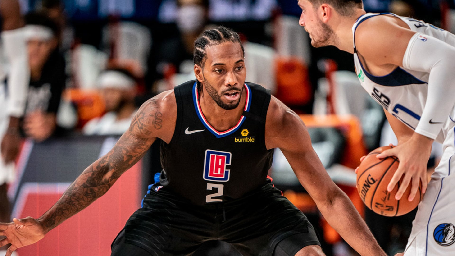 Clippers Advance to Second Round Behind Kawhi Leonard's 33 Points | Honey Highlights