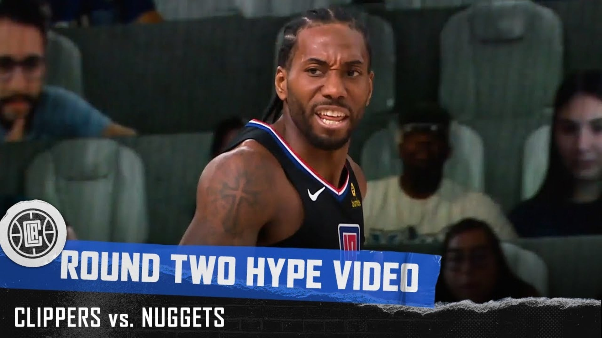 Clippers vs. Nuggets: Round Two Hype Video