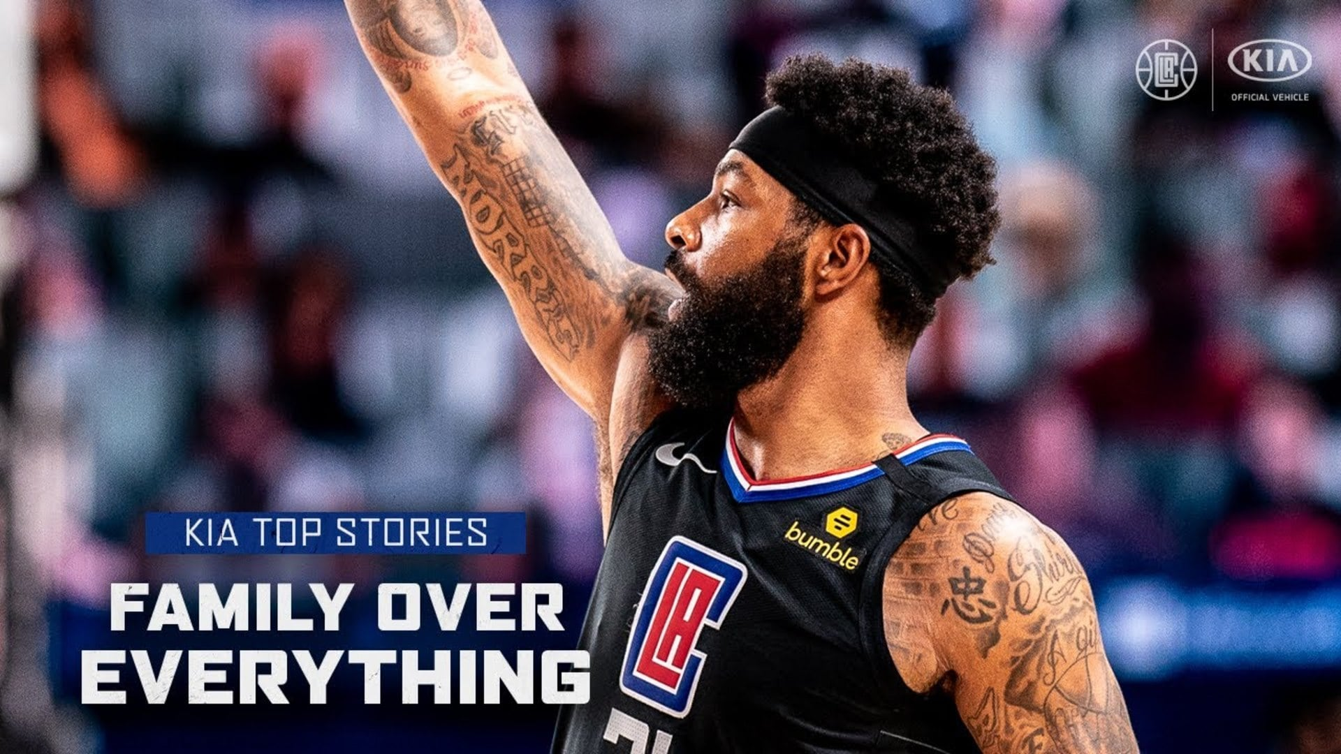 Marcus Morris' Family Provides a Boost | Kia Top Stories