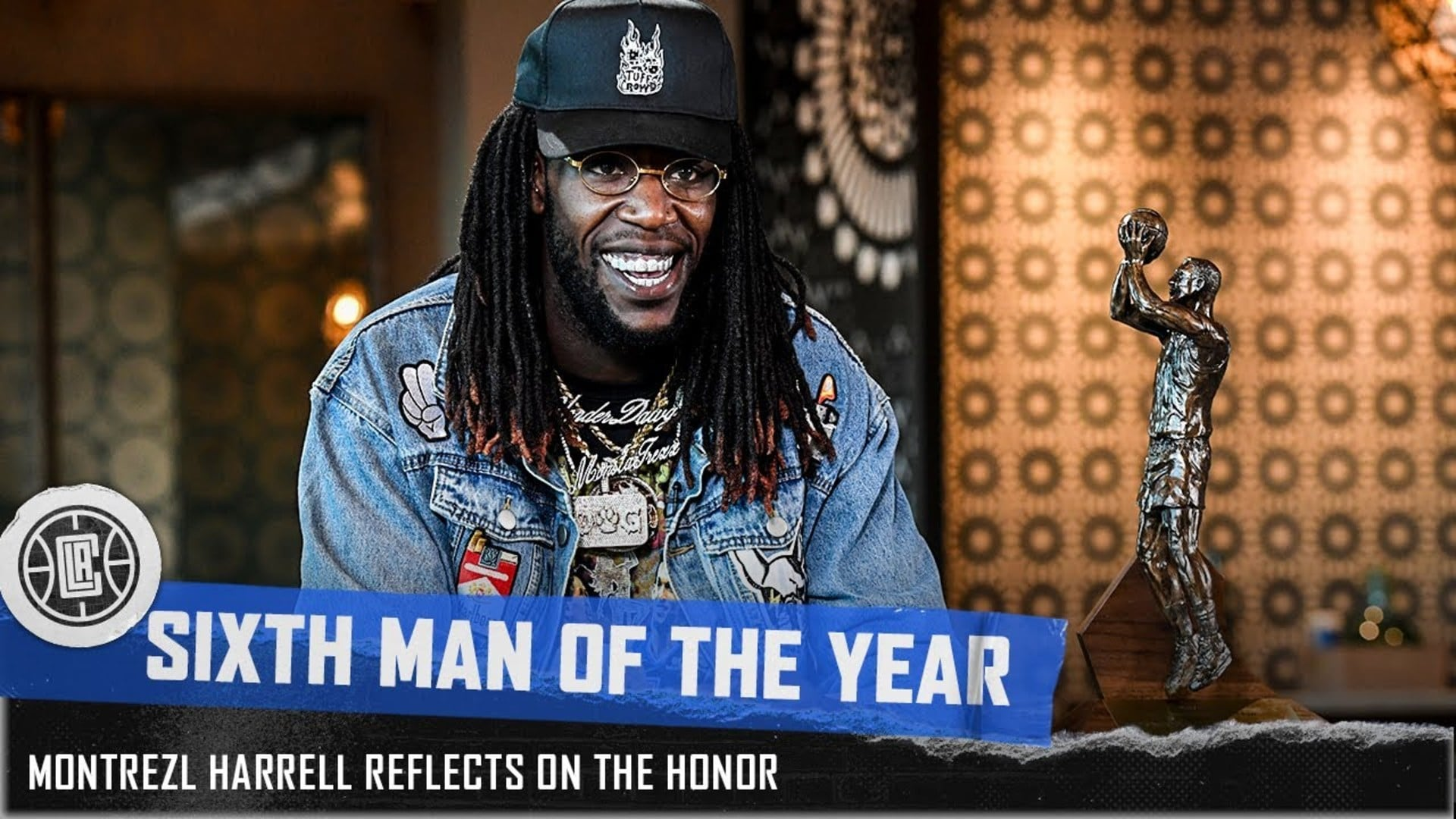 Montrezl Harrell Reflects on Winning Sixth Man of the Year