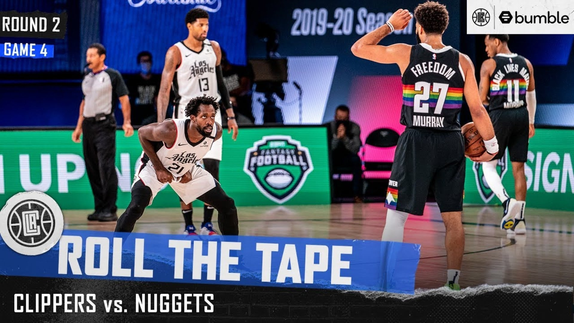 The Job Isn't Done | Roll the Tape | R2G4 vs. Nuggets